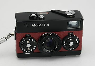 Rollei 35 Replacement Cover - Recycled Leather