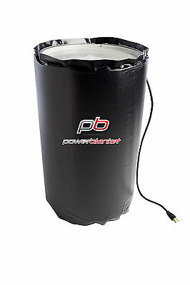 Powerblanket BH15-RR 15 Gallon Drum Heater