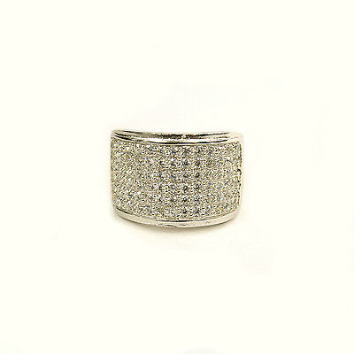 Elvis Presley Style Stage Ring - Silver #4