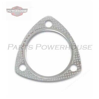 "CarXX 2-Bolt 3/"" High Temperature Exhaust Gasket ID 78mm 3 Inch 178112 PACK OF 5"