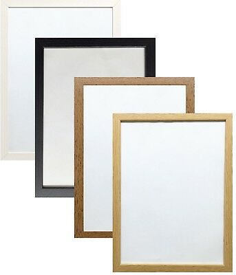Poster Frames A1 A2 A3 A4 A5 Picture Frame Photo Frame White Black Oak All Sizes
