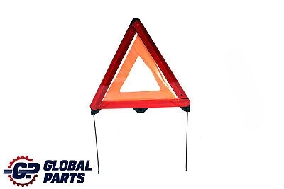 BMW 1 3 5 6 7 X1 X3 X5 X6 Z4 SERIES E46 E60 E81 E87 E90 Hazard Warning triangle
