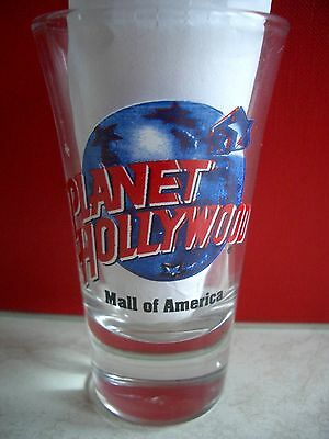 Planet Hollywood Mall Of America Shot Glass Shotglass Schnapsglas