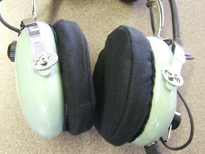 NEW Ear Seal Covers - NO MORE SWEAT! For David Clark