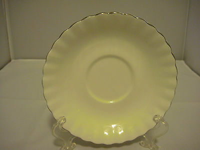 Royal Albert Bone China Saucer Chantilly Pattern Made in England