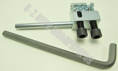 "Tuck Products #35 Chain Breaker Press Tool - Heavier Push Pins with 5/16"" Allen"