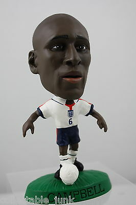 Pro Stars XL Three Lions Special Edition Sol Campbell Collectors Edition Figure