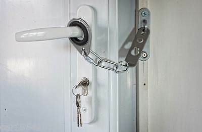 Secure- Ring Door Security Chain Universal Suitible for UPVC and Compsite doors