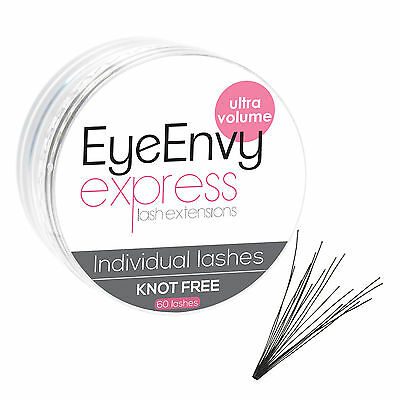 EyeEnvy Individual Lashes Volume False Eyelash Cluster Eye Lashes Extensions
