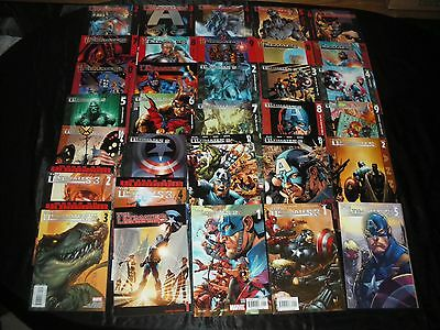 Ultimates 1 - 13  Ultimates 2  1 - 13 Annual 2  Ultimates 3  1 - 5 Complete Sets