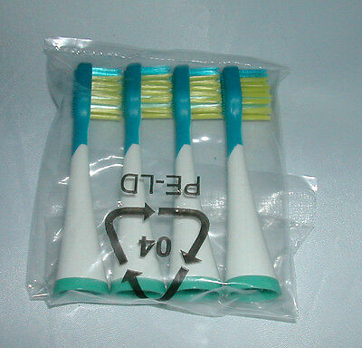 IBP RST2032 Replacement Toothbrush Heads. Pack of 4