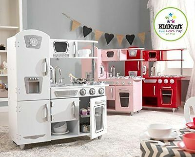 New KidKraft Vintage Kitchen - White (Great Gift for any of the Young Chefs!)