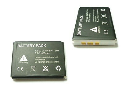 KB-04 Battery kb04 HD-609 HD609 also fits Hoyttech HD Camera Hoyt Tech HD1 DVR3