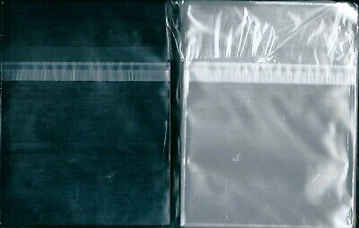 OPP 100 Plastic Resealable Bags Sleeve Japan for CD Jewelcase FREE SHIPPING