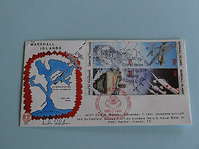 WWII FDC #26 Pearl Harbor Hawaii Japan Attack 1941