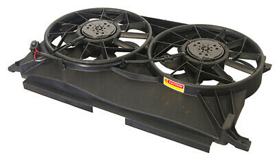 Ford AU Falcon Radiator Thermo Fan Twin Fans suit 1998-2002 Models *New*