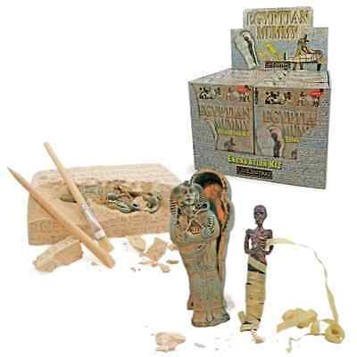 Dig Kit Excavation Kit Egypt Mummy Kids Science Kits Egyptian Educational Toys
