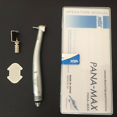 10pcs Dental High Speed Handpiece PANA-MAX Style Wrench Type 4 Hole UK