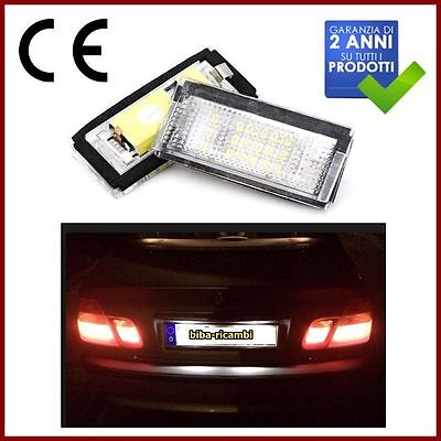 GX-7104 KIT LUCI TARGA A LED BMW SERIE 3 (E46) BERLINA 320d 110KW
