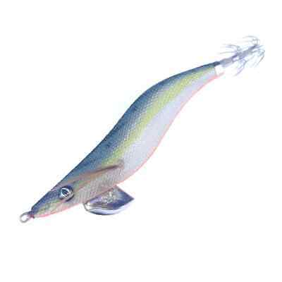Rui Squid Jig  Size 3.5 Gs11 Gold Belly