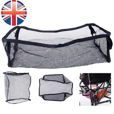 *UK Seller* Universal Under Net Bag for Buggy Stroller Pram Basket Shopping