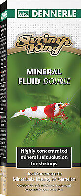 Shrimp King Mineral Fluid Double - Liquid Shrimp Minerals Remineraliser GH 100ml