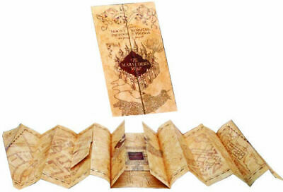 Harry Potter The Marauders Map Replica from The Noble Collection