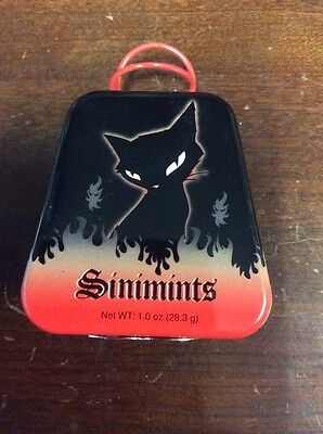 Emily the Strange Sinimints Mint Purse Tin 1.0 oz / 28.3 g