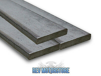 MILD STEEL SQUARE FLAT BAR ENGINEERING RECTANGLE BAR PLATE 25mm x 3mm THICK