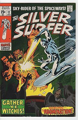 Silver Surfer 12 (NM)