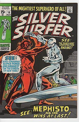 Silver Surfer 16 (NM)