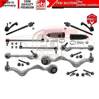 Bmw E81 E87 E90 E91 E92 E93 Front Lower Suspension Arms Links Track Rods Kit