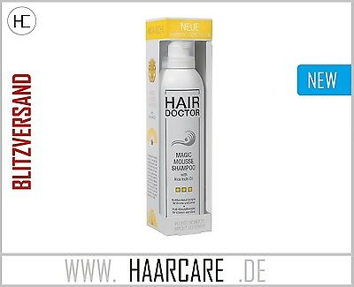 Hair Doctor Magic Mousse Shampoo 200ml
