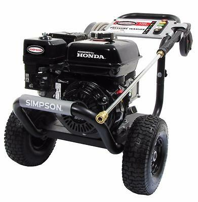 Simpson PS3228-S Powershot 3200 PSI  2.8 GPM Gas Pressure Washer