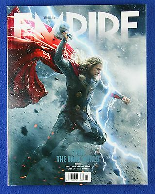 Empire 292 October 2013 Thor, Limited Edition, Collectors Cover
