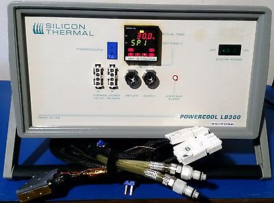 Silicon Thermal Powercool LB300 Dual Power Output Thermal Controller w/ Cables!