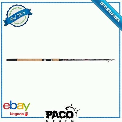 Canna Trota Inglese Mare 4Mt 80Gr Colmic Pro Energy Casting Telematch Xspace