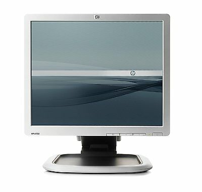 """HP 17"""" LCD TFT HD MONITOR MIX L1750 L1706 1710 1740 etc FOR HOME OFFICE PC CCTV"""