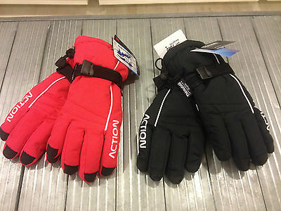 Guanto sci bimbo / kid ski gloves REBELL