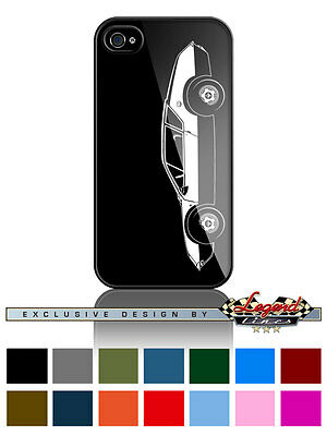 "Alpine Renault A310 ""Profile"" Phone Case Apple iPhone & Samsung Galaxy - French"