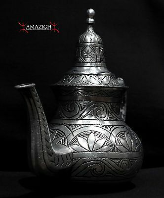 Old Fine Berber Teapot - South Morocco