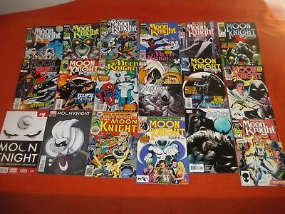 Marvel Spotlight 29 Moon Knight 1 1 Variant 19 1 35 1 2 Fist Of Khonshu 1 -6 1-4