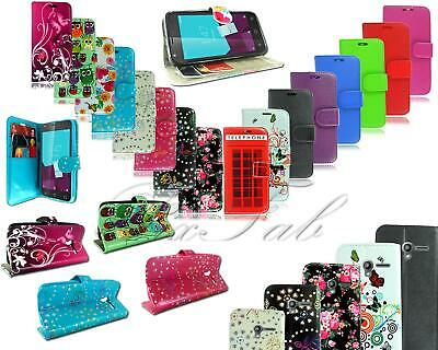 For Vodafone Smart Speed 6  VF-795 New Genuine Leather Wallet Phone Case Cover