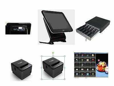 ALDELO Restaurant POS All-in-One with Complete Set
