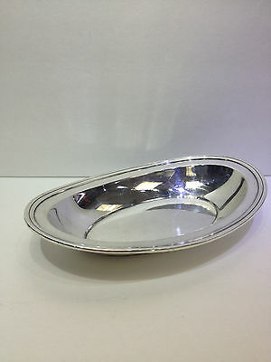 Antique Bowl Bread Tray C 1925  20600 Tiffany & Co  American Sterling Silver 925