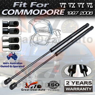 For Holden Commodore Tailgate Gas Struts 97-08 Station Wagon VT VX VY VZ LH+RH