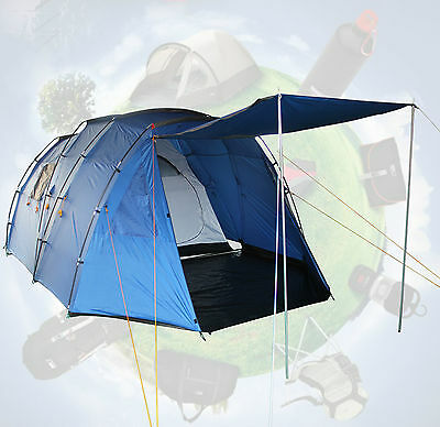 Brand New 6 men Family Camping Tent - Camping Hiking & separate rooms