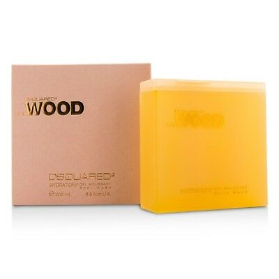 Dsquared2 She Wood (Hydration)2 Body Wash 200ml Womens Perfume