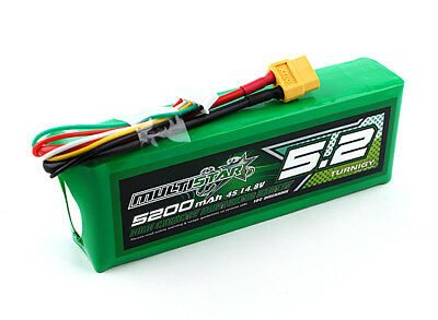 RC Multistar High Capacity 4S 5200mAh Multi-Rotor Lipo Pack