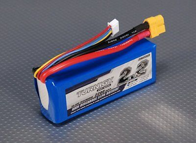 RC Turnigy 2200mAh 3S 30C Lipo Pack